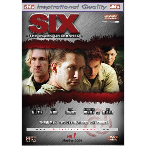 Six -The Mark Unleashed (DVD)