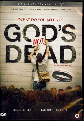 God''s Not Dead (DVD)