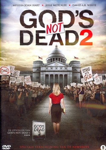 God''s Not Dead 2 (DVD)