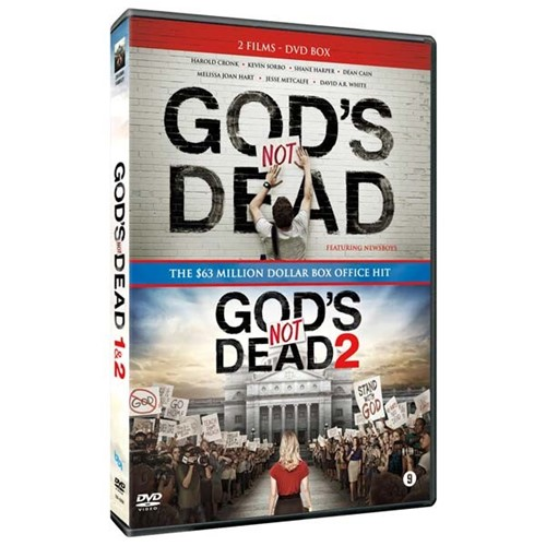 God's Not Dead 1 & 2 (DVD)