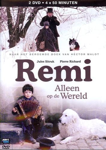 Alleen op de Wereld - Remi (2DVD) (DVD)