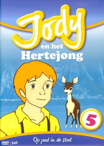 Jody en het Hertejong deel 05 (DVD)
