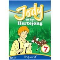 Jody en het hertejong 07 (DVD)