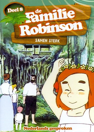 Familie Robinson deel 08 (DVD)