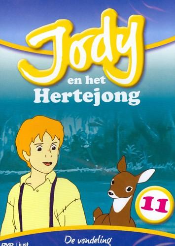 Jody en het Hertejong deel 11 (DVD)