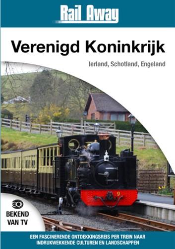 Rail Away - Verenigd Koninkrijk (DVD)