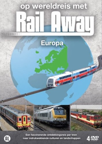 Rail Away - Europa (DVD)