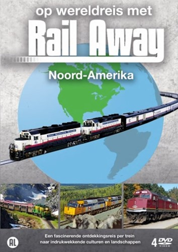 Rail Away - Noord-Amerika (DVD)