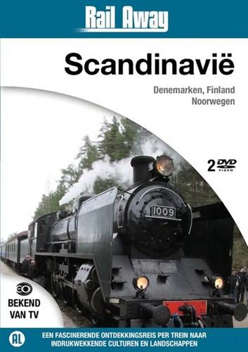 Rail Away Scandinavie (DVD)