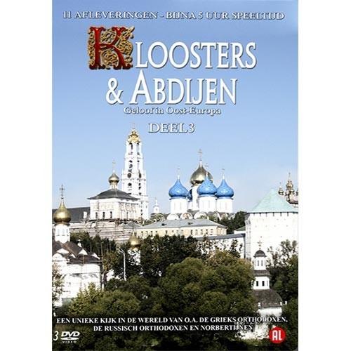 Kloosters & Abdijen (deel 3) (DVD)