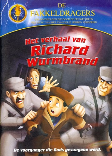 Het verhaal van Richard Wurmbrand (DVD)