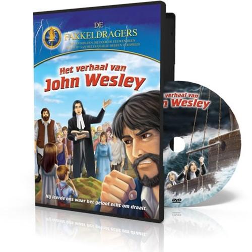 Het verhaal Van John Wesley (DVD)