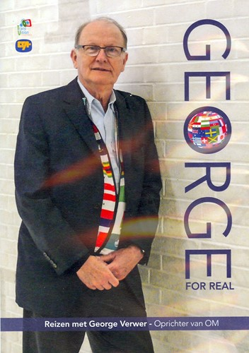 George For Real - George Verwer (DVD)