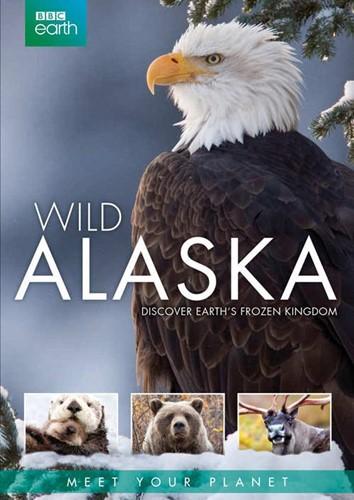 Wild Alaska (BBC Earth DVD) (DVD)