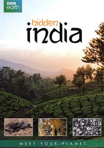 Hidden India (BBC Earth DVD) (DVD)