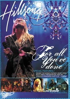 For all you''ve done dvd (DVD)
