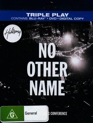 No other name blu-ray