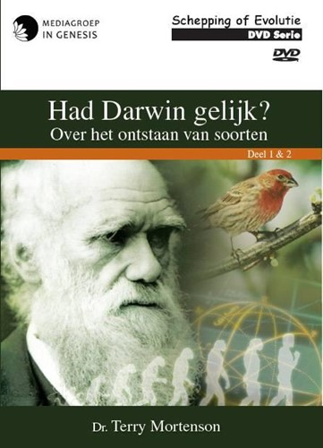 Had Darwin gelijk? (DVD-rom)