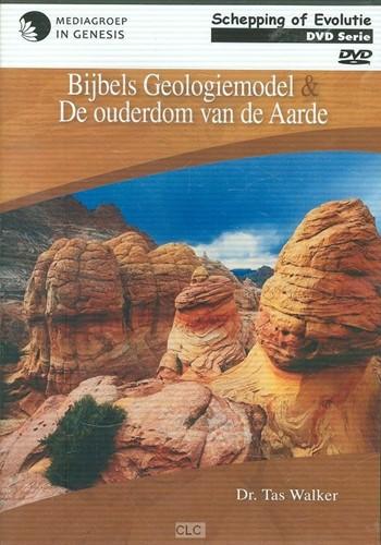 Bijbels Geologiemodel & De ouderdom van de aarde (DVD-rom)