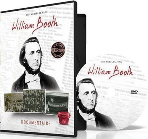 The William Booth Story (DVD)