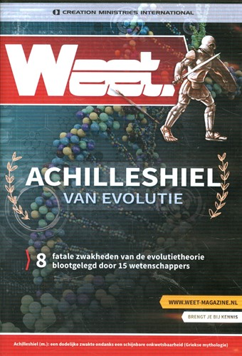 Achilleshiel van evolutie (DVD)