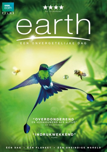 Earth one amazing day (DVD)