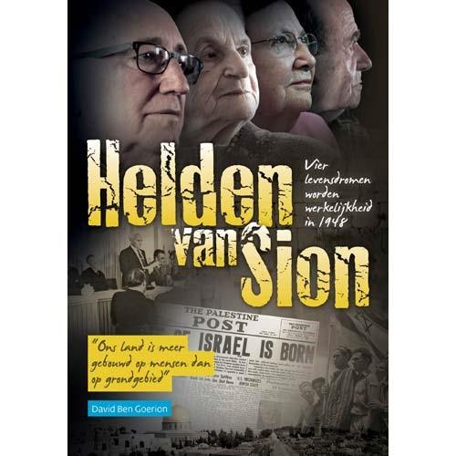 Helden van Sion (DVD)