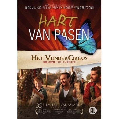 Het vlindercircus (DVD)