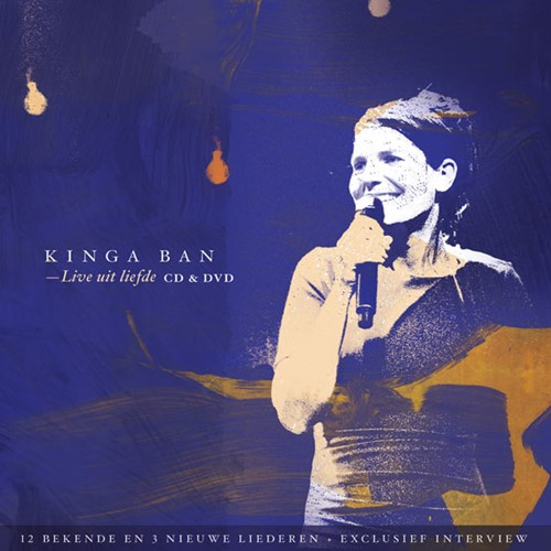 Live uit liefde (CD/DVD)
