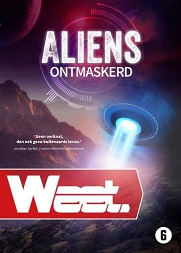 Aliens ontmaskerd (DVD)