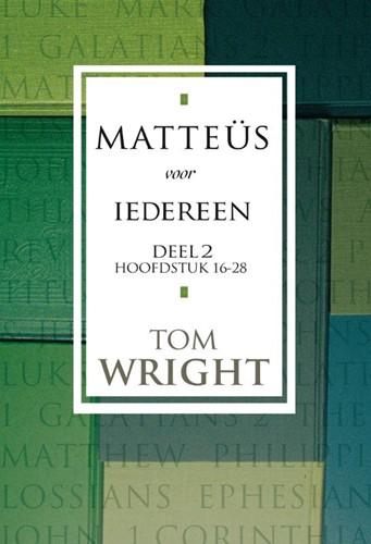 Matteus voor iedereen dl.2 (Paperback)