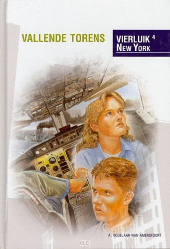 Vallende torens (Hardcover)