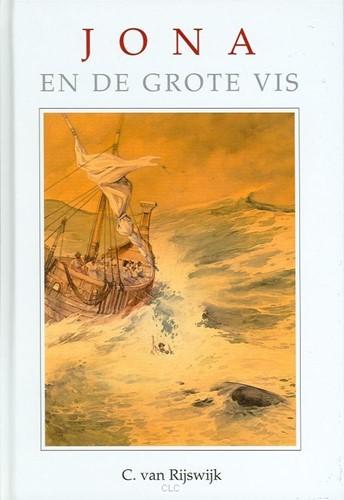 Jona en de grote vis (Hardcover)