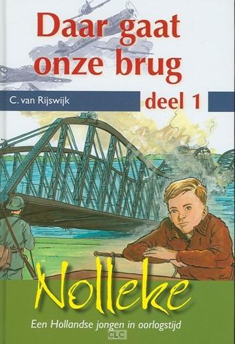 1 daar gaat onze brug (Hardcover)