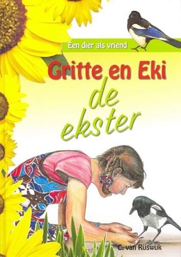 Gritte en Eki de ekster (Hardcover)