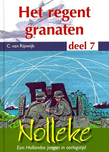 Het regent granaten (Hardcover)