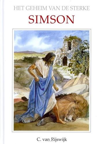 Het geheim van de sterke Simson (Hardcover)