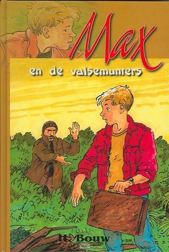 Max en de valsemunters (Hardcover)