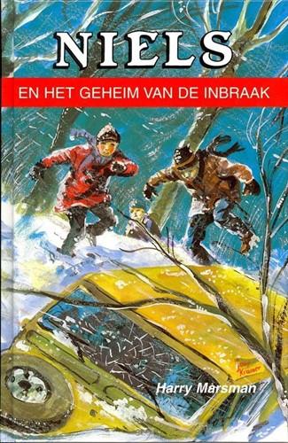 Niels en het geheim van de inbraak (Boek)