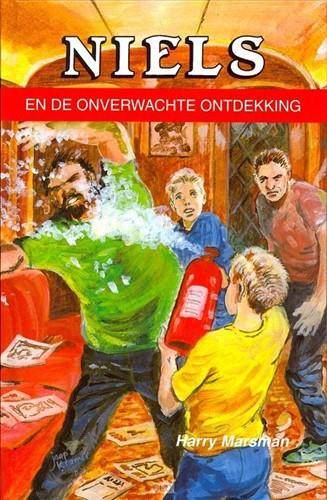 Niels en de onverwachte ontdekking (Boek)
