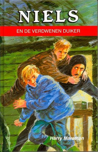 Niels en de verdwenen duiker (Boek)