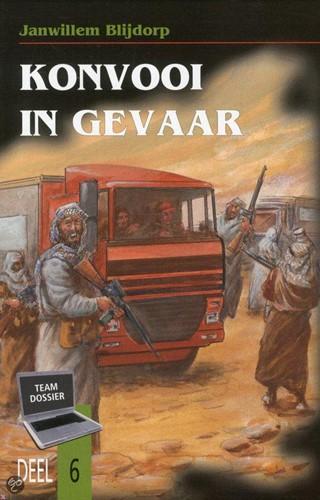 Konvooi in gevaar (Hardcover)