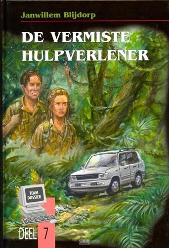 De vermiste hulpverlener (Hardcover)