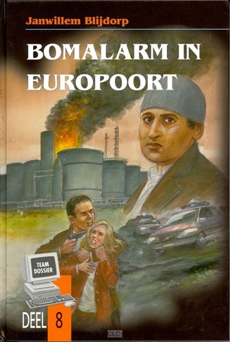 Bomalarm in Europoort (Boek)