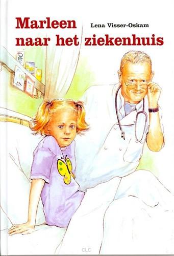 Marleen naar het ziekenhuis (Boek)