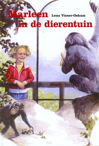 Marleen in de dierentuin (Hardcover)