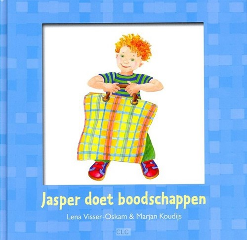 Jasper doet boodschappen (Hardcover)