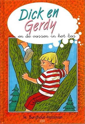 Dick en Gerdy en de vossen in het bos (Hardcover)
