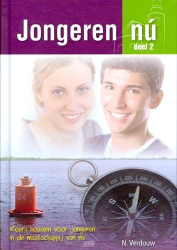 Koers houden voor jongeren in de maatschappij van nu (Hardcover)