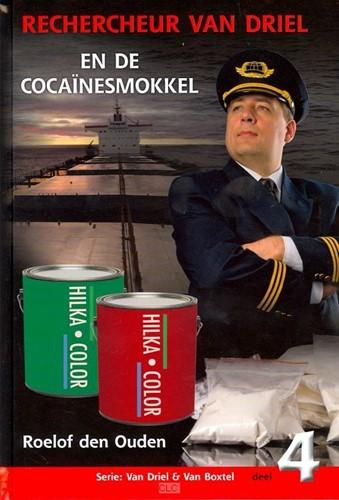 Rechercheur Van Driel en de cocaïnesmokkel (Hardcover)